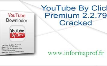 Télécharger YouTube By Click Premium