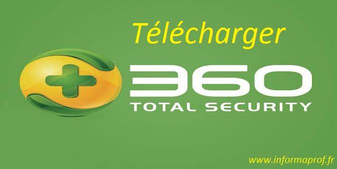 Télécharger 360 Total Security premium