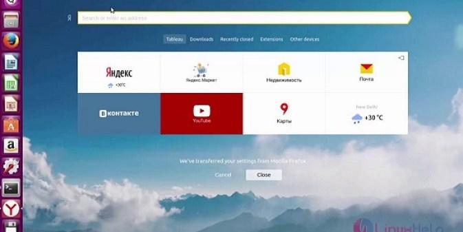 Télécharger Yandex navigator