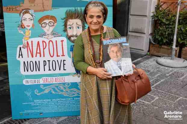Nunzia Schiano - Photo credit Gabriele Arenare