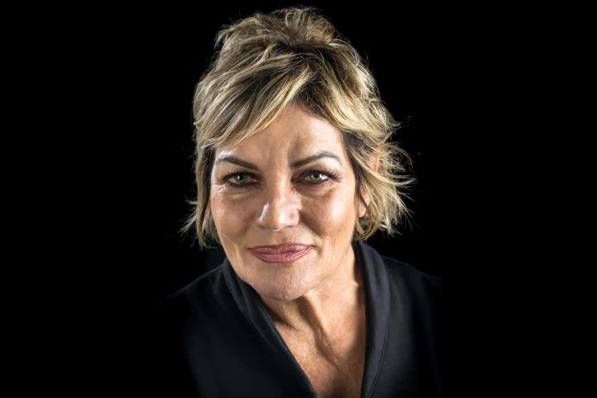 Cristina Donadio - Photo credit Gabriele Arenare