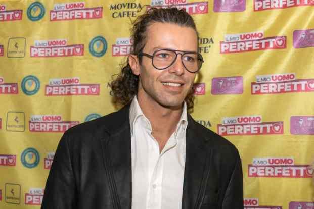"""Francesco Testi de """"Il mio uomo perfetto"""" - Photo Credit Gabriele Arenare"""
