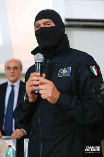 Comandante Alfa - Photo credit Carmine Colurcio