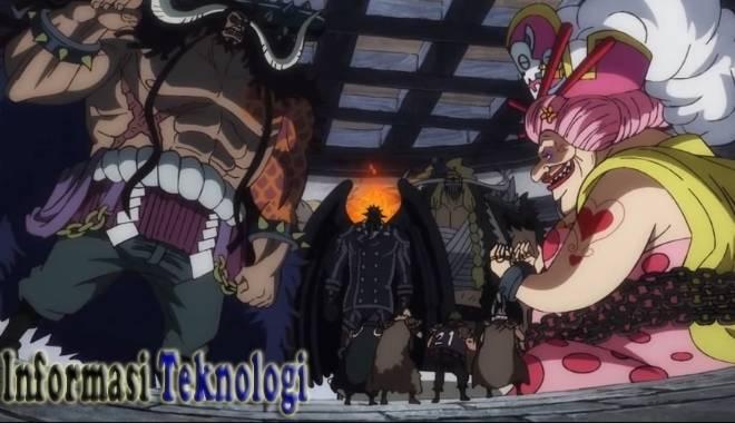 Zoro tampak tak mengerti dengan apa yg gyukimaru katakan. Anime One Piece Episode 953 Subtitle Indonesia