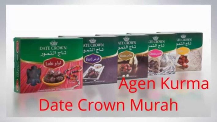 Agen Kurma Date Crown Murah Jogja