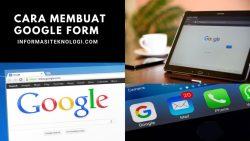 Tutorial Cara Membuat Google Form Mudah dan Gratis
