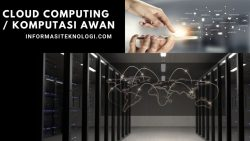 Cloud Computing – Pengertian, Fungsi dan Cara Kerja