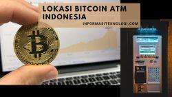 Lokasi Bitcoin ATM Indonesia