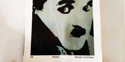 "Imagen libro ""Charlie Chaplin"" de André Bazin // Indórmate 360"