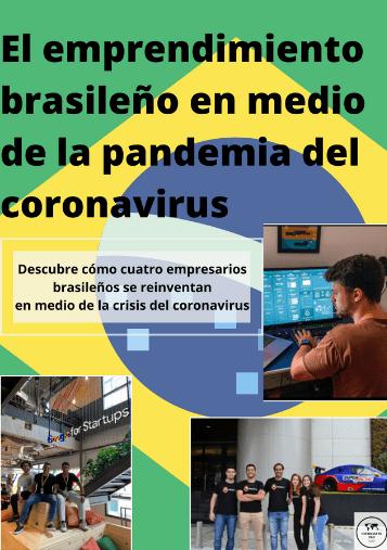 El emprendimiento brasileño en medio de la pandemia del coronavirus