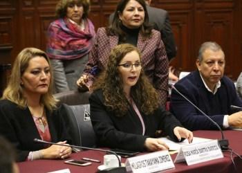 comisión de constitución rosa bartra