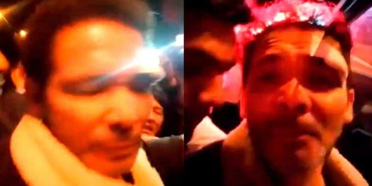 Cómico Kike Suero fue golpeado por su compañero de celda