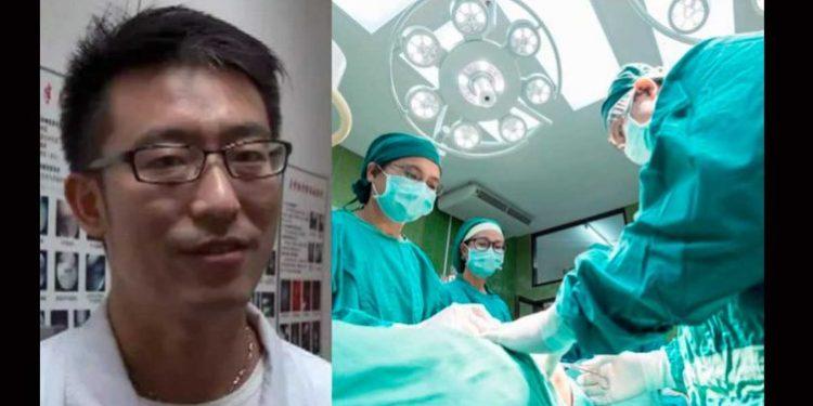 Cirujano se duerme en el suelo de hospital tras realizar siete operaciones consecutivas