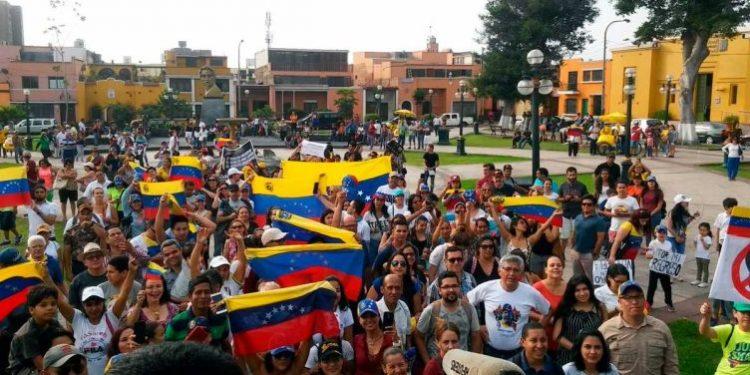 El 95% de los venezolanos que han llegado al Perú planea quedarse