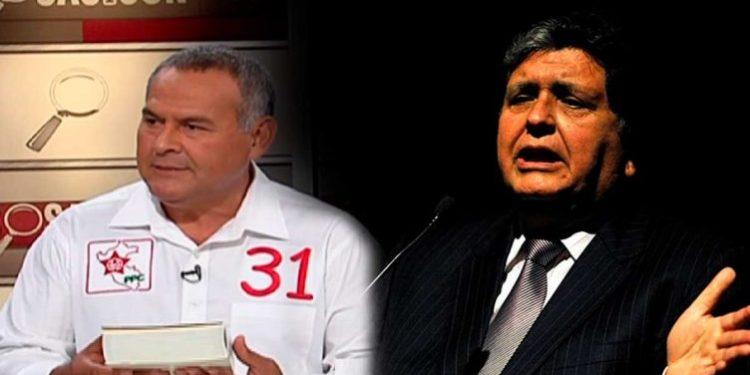 Exabogado de Alan García y opositor al adelanto de elecciones es candidato al TC