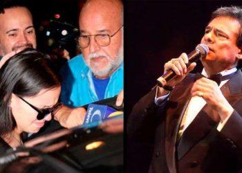 Hijos de José José no encuentran el cuerpo del cantante en funeraria de Miami