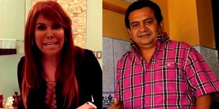 Magaly Medina anuncia que demandará a Tony Rosado por llamarla 'mostra'