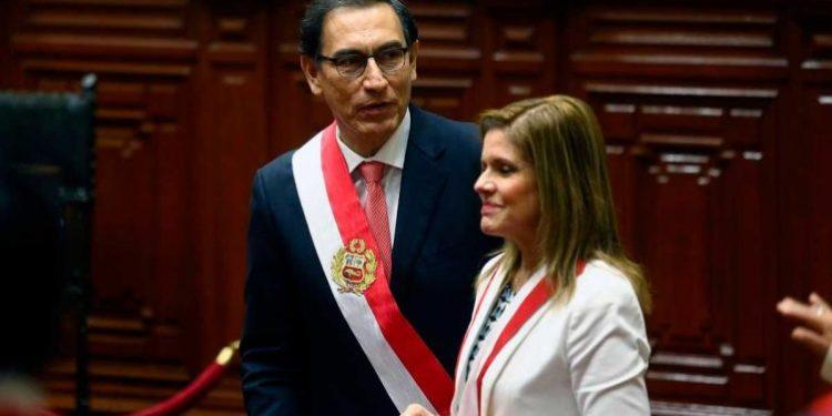 Martín Vizcarra afirmó que Mercedes Aráoz asumirá la presidencia si lo vacan