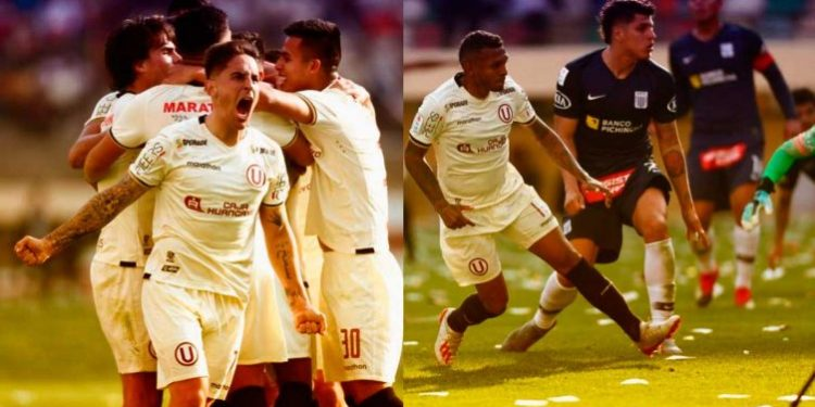 Universitario le ganó 1-0 a Alianza Lima con gol de Alberto Quintero