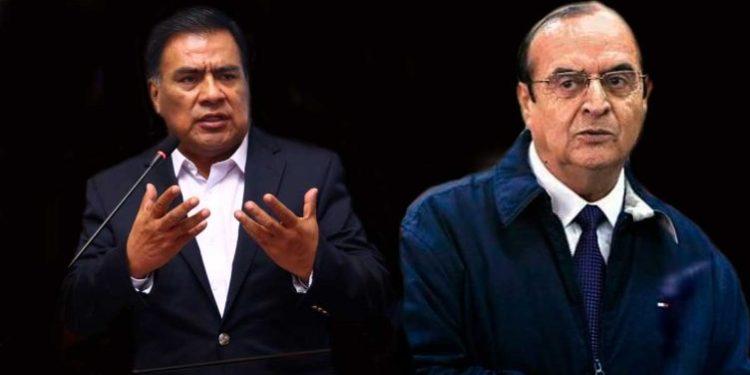 Velásquez Quesquén aseguró que audio sobre elección del TC fue «editado delictivamente»