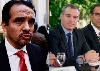 """Humberto Morales: """"La cuestión de confianza no impide elección de miembros del TC"""""""