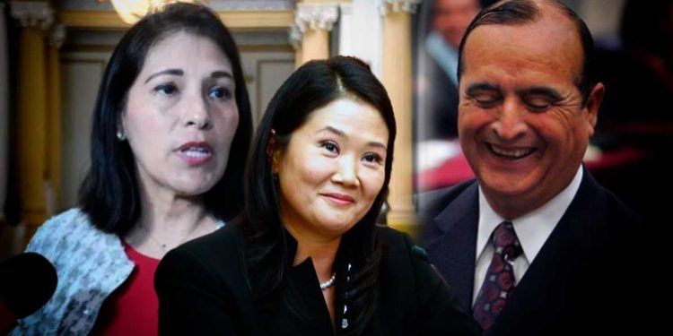 Milagros Salazar asegura que Keiko Fujimori detestaba a Vladimiro Montesinos