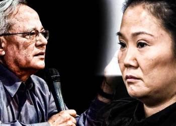 """Hildebrandt: """"Keiko hizo golpe de Estado y tomó el poder desde el penal"""""""