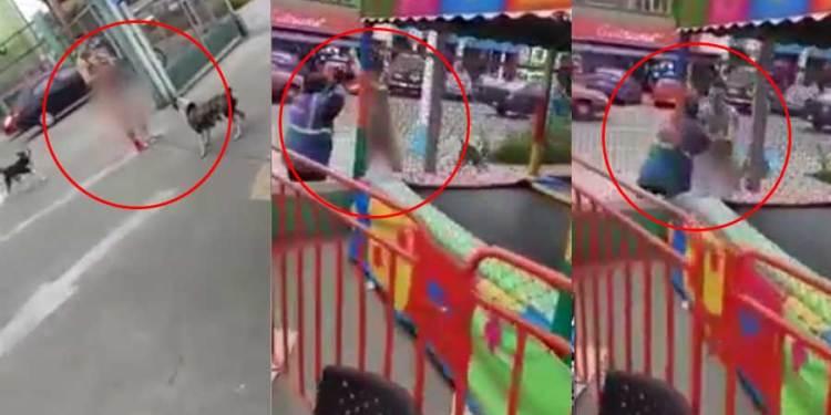 Callao: Venezolano desnudo atacó a martillazos a mujer en vía pública