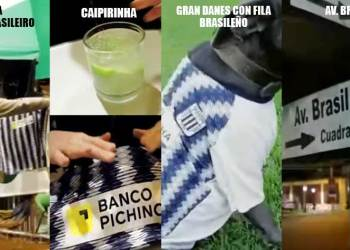 Banco Pichincha lanza polémico spot publicitario burlándose de la camiseta de Alianza Lima