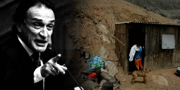 """Becerril: """"¿Cuál es el negocio de la izquierda?, es que haya más pobres en el Perú"""""""