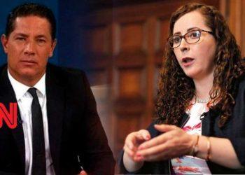 Rosa Bartra en CNN