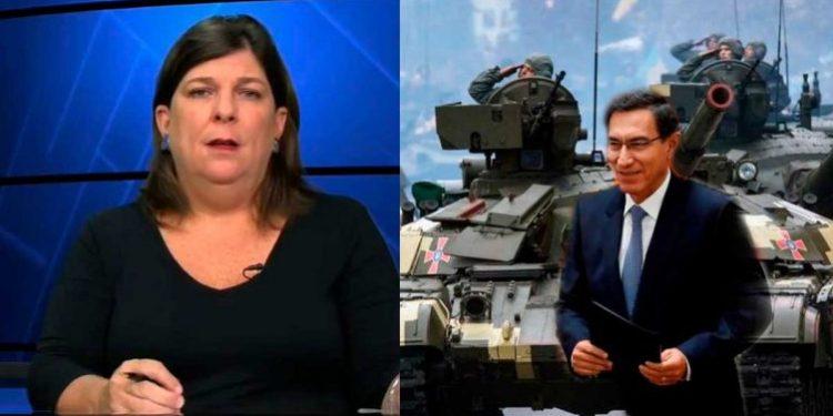 RMP: No hay golpe de Estado, Vizcarra no me ha puesto un tanque de guerra
