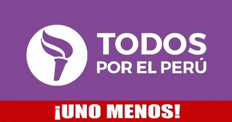 Resultado de imagen para Todos por el Perú
