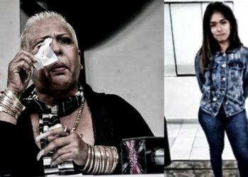 Lucía de la Cruz se quiebra y critica a Shirley Arica