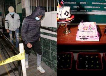 Integrantes de la orquesta Zaperoko fueron intervenidos en fiesta Covid en el Callao