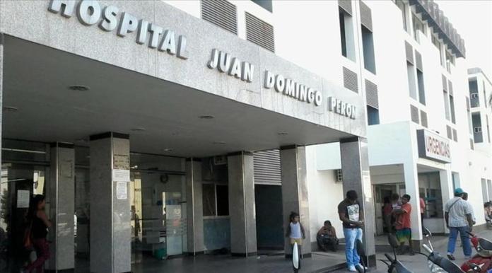hospital peron. tartagal