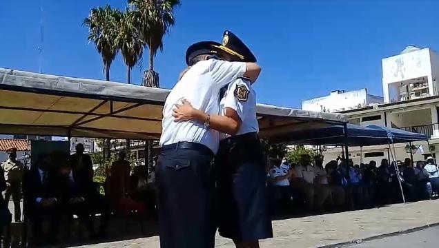 Morales - Ibarra policía