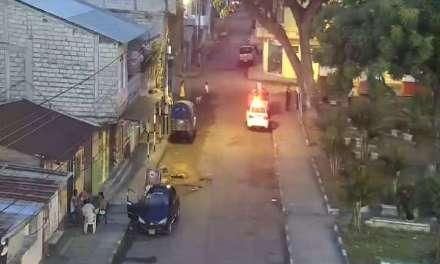 Alertas ingresadas en el cantón Esmeraldas corresponden a Seguridad Ciudadana
