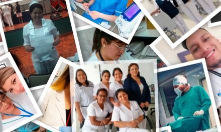 12 de Mayo, Día Internacional de las enfermeras y enfermeros