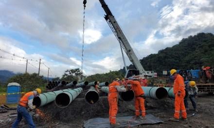 OCP Ecuador implementa medidas ante avance de erosión en Río Quijos