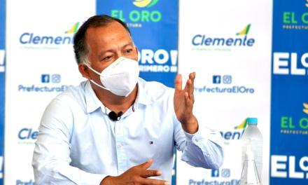 Prefectura entrega respiradores artificiales a unidades de salud