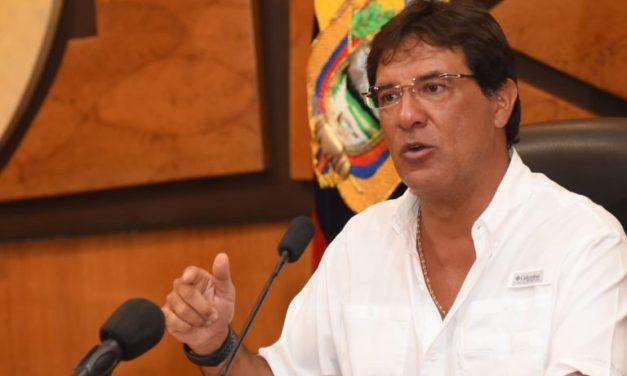 Alcaldes socialcristianos plantearán destitución del Prefecto Carlos Luis Morales