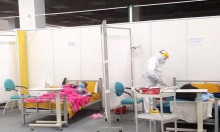 El Centro de Atención Temporal ha atendido 65 pacientes