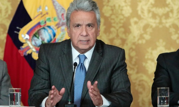 Moreno se va con duras críticas a su gestión