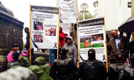 Caso Mascarilla: colectivos afrodescendientes rechazan pedido de amnistía