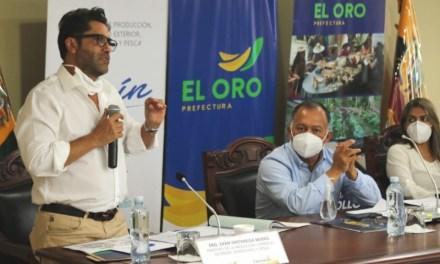 Ministro Ontaneda aseguró  que la Zona de Desarrollo  Económico será un hecho
