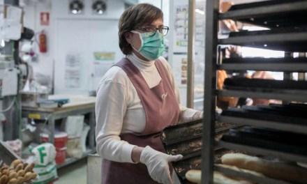 Las panaderías del país fueron equipadas para su retorno a las actividades económicas