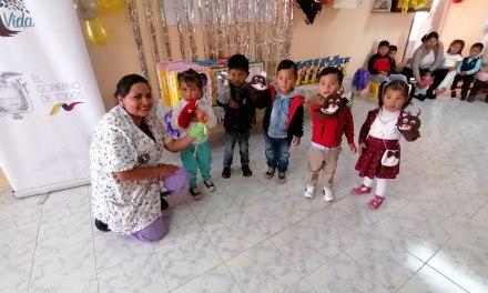MIES garantiza atención de niñas, niños y adolescentes de todos sus servicios