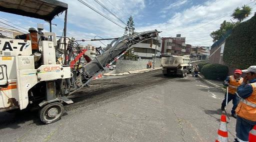 Contrato de repavimentación de Quito con indicios de responsabilidad penal