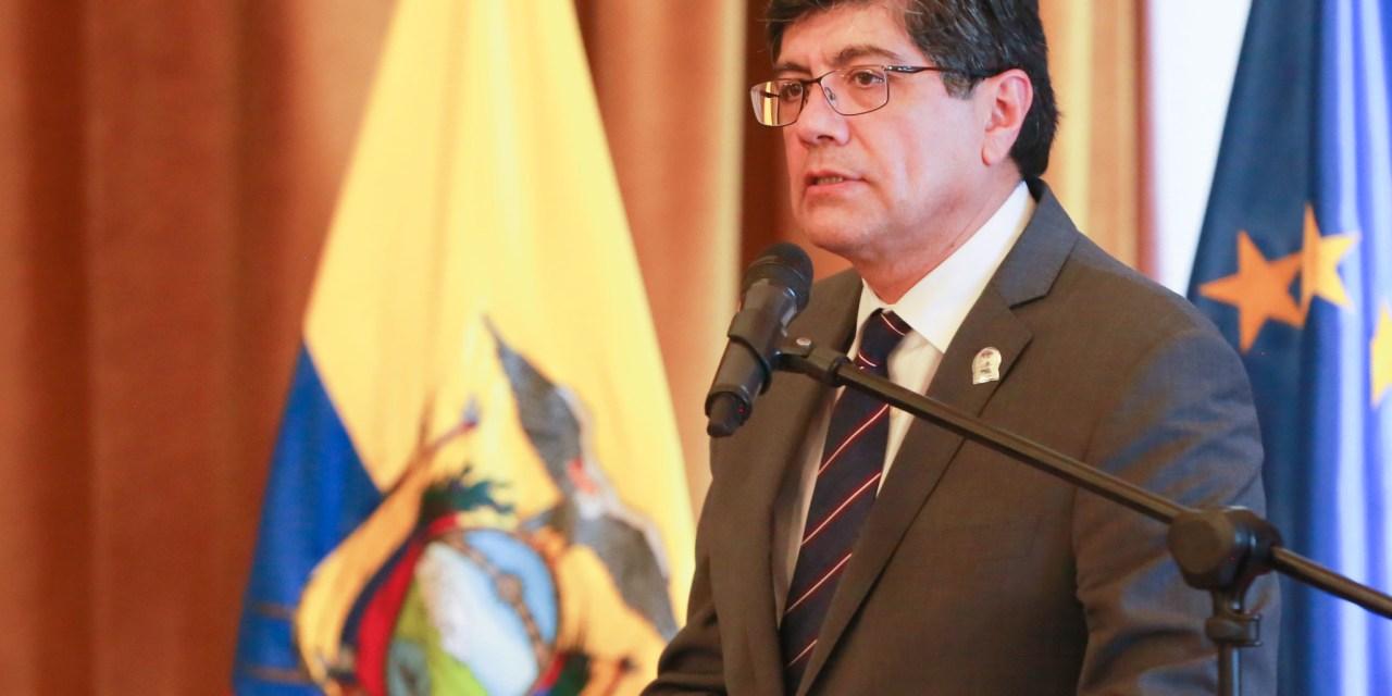 Otra renuncia en el Gobierno: José Valencia deja la Cancillería